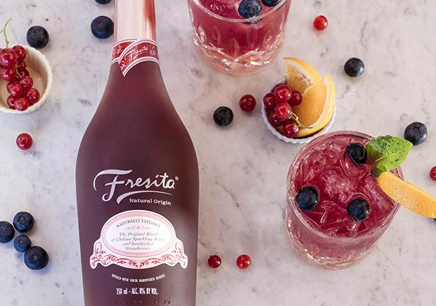 フレシータ(苺のワイン)